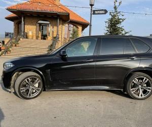 Аренда автомобиля BMW X5