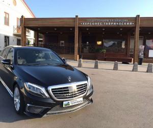 автопрокат Mercedes S-class (W222)