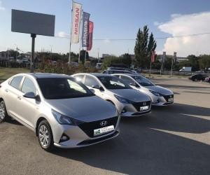 Hyundai Solaris 2021