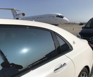 встреча в аэропорты