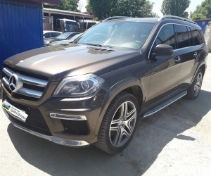 Прокат Mercedes-Benz GL